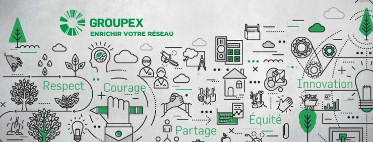 Mission de la Coopérative Groupex