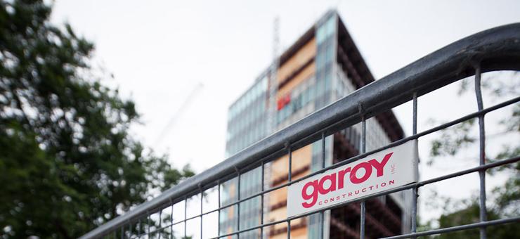 Mission de Garoy Construction