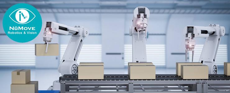 NuMove Robotique & Vision